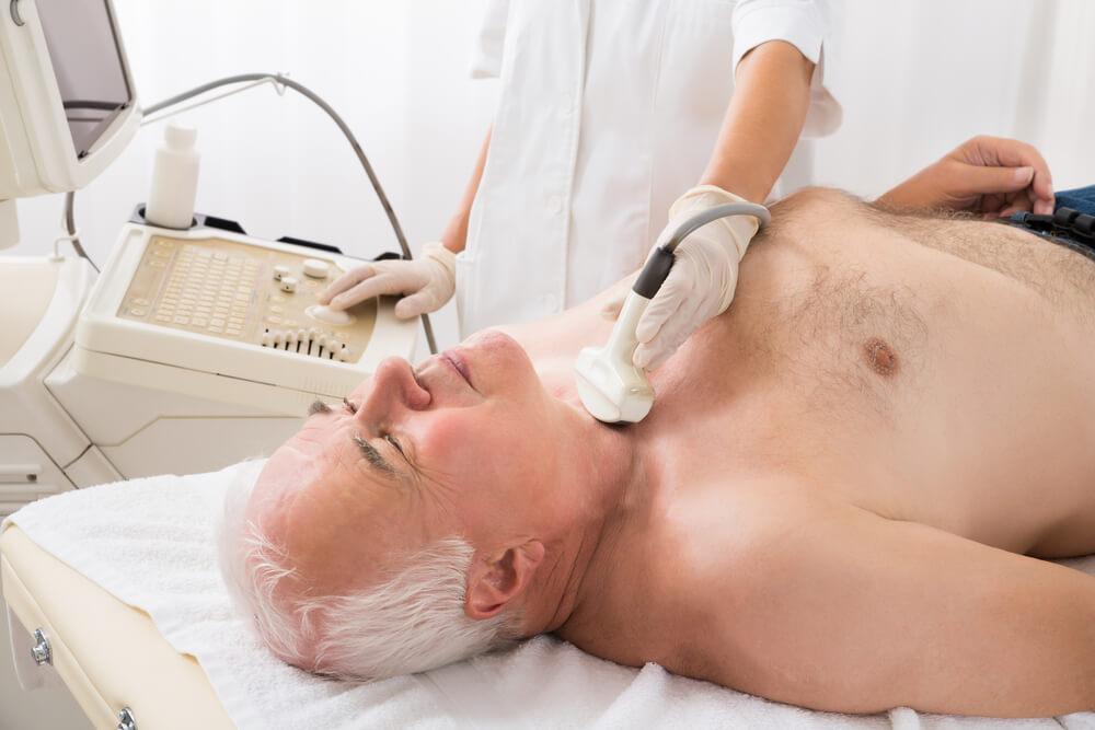 Poruchy štítnej žľazy vstarobe