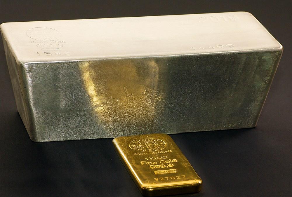 Anlage in Gold und Silber