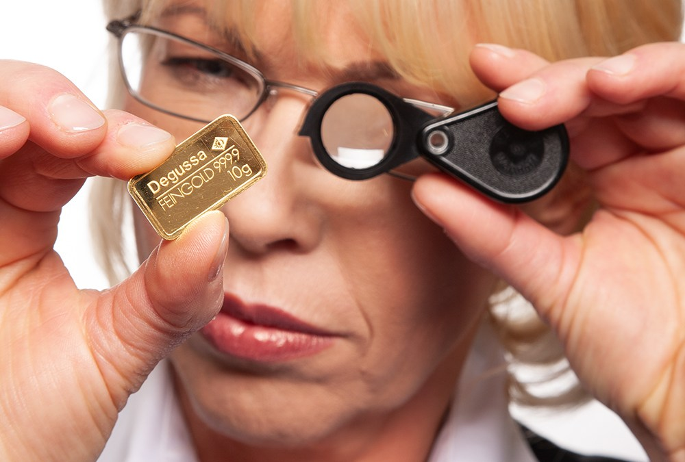Vermögenssicherung mit physischen Edelmetallen