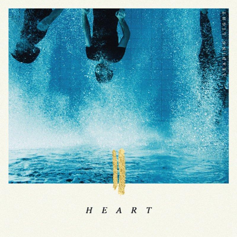 """Leading light """"Heart"""" album cover"""