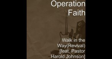 Operation Faith Album Cover for Walk in the Way