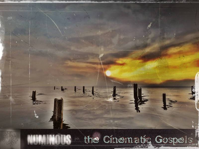 Numinous cover for their ep The Cinematic Gospels