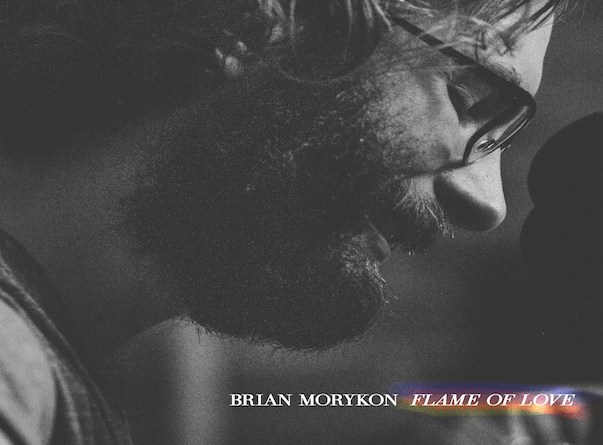 Album cover for Flame of Love Brian Morykon