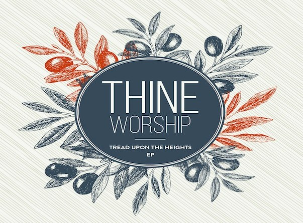 In an effort to usher people towards abandoning themselves in worship of Jesus Christ before the throne of the eternal king, Ian and Lisa McGlynn have put together a debut trio of songs that do just that. They go under the name Thine Worship, pointing to the divine of who should be worshiped. Their debut is appropriately titled, Tread Upon the Heights.