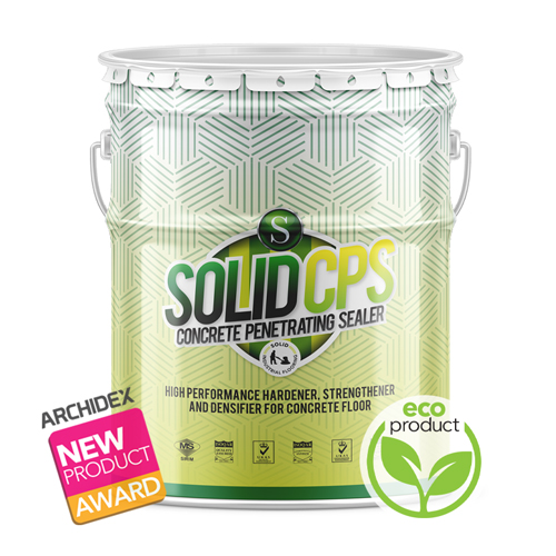 ARCHIDEX 2013 New Product Award – SOLID CPS
