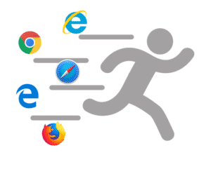 Escape the Internet Browsers