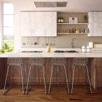 Why Solid Surface Makes A Superior Backsplash Corian Solid Surface