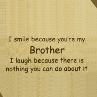 Top 29 Cute Brother Quotes from Sister