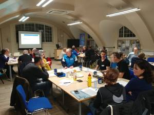 Training Planning Meeting