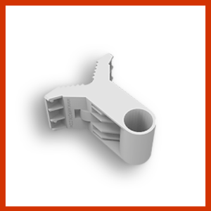 RB4011 wall mount kit - Solimedia