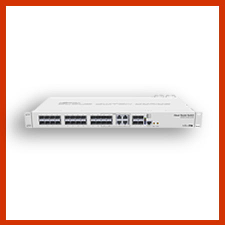 Mikrotik cloud router switch CRS 328-4C-20S-4S+ RM