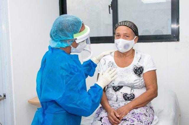 Hospital Doctor A. Cabral, realiza operativo de mamas y Papanicolaou