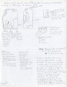 Dominic Marak, Green Bay Correctional Institution in Allovez, WI