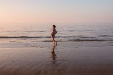 Oranjezon strand