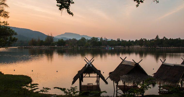 Huay Tueng Thao Lake: het rustigste plekje in Chiang Mai