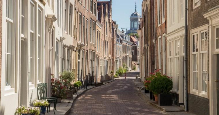 Middelburg: historische herenhuizen met leuke namen