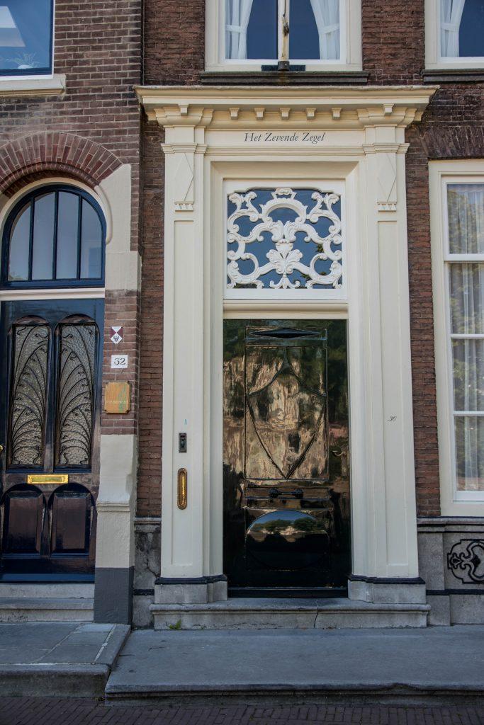Herenhuis. Middelburg. Zeeland. Nederland.