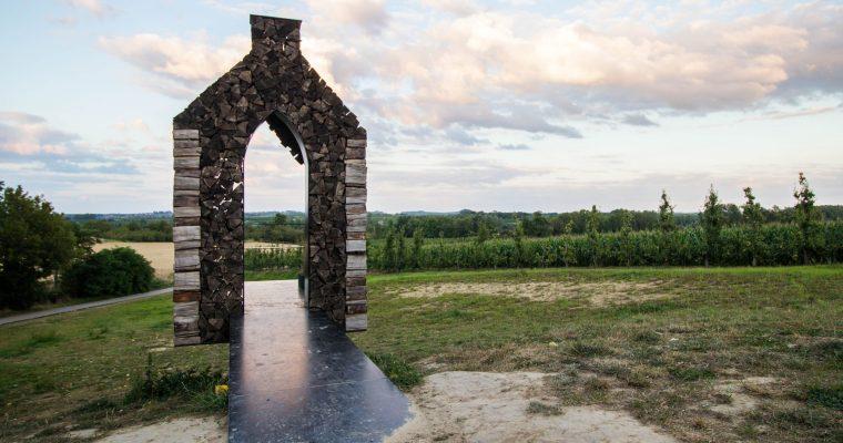 De zwevende kapel van Helshoven