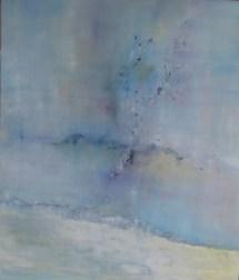 """""""Traute Zweisamkeit"""", 2014, 90 cm x 100 cm"""