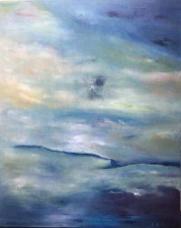 """Im Blick"", 2018, 80 cm x 100 cm"