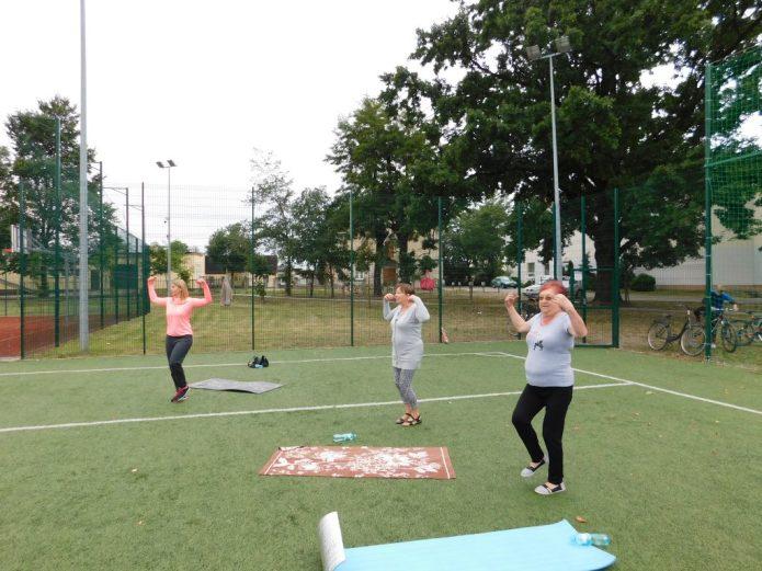 Fitnes Grzegorzew IV zajęcia 064