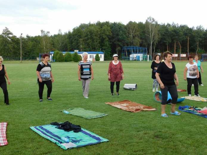 Fitnes Grzegorzew IV zajęcia 178