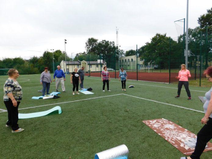 Fitnes Grzegorzew IV zajęcia 261