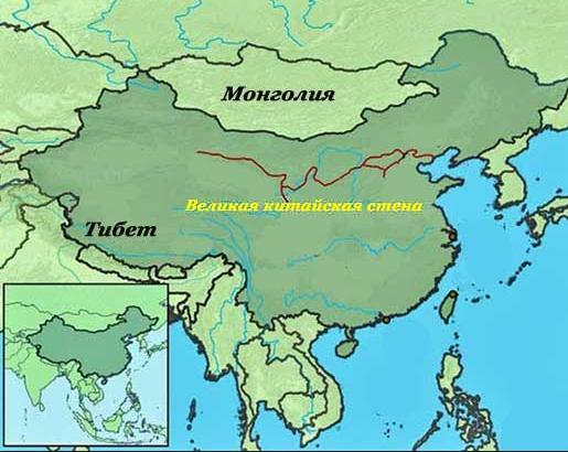 Kitajskaya Stena Gde Nachinaetsya I Zakanchivaetsya Velikaya Kitajskaya Stena Istoriya Stroitelstva I Fotografii