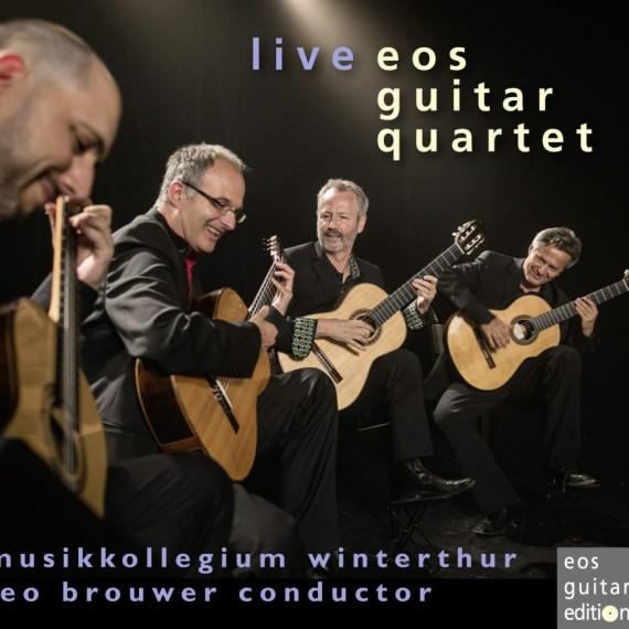 EOS Guitar Quartet – Live