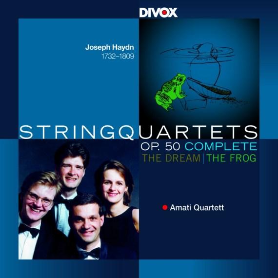 Amati Quartett: Haydn Stringquartets