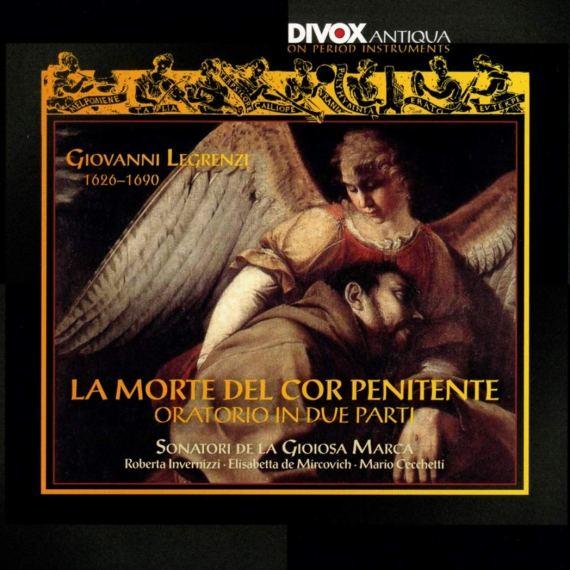 Giovanni Legrenzi – La Morte del cor penitente