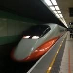 桃園→台北 高鐵(台湾新幹線)