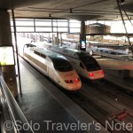 RENFE AVE 02140 MADRID-SEVILLA【Preferente】 APR/2019