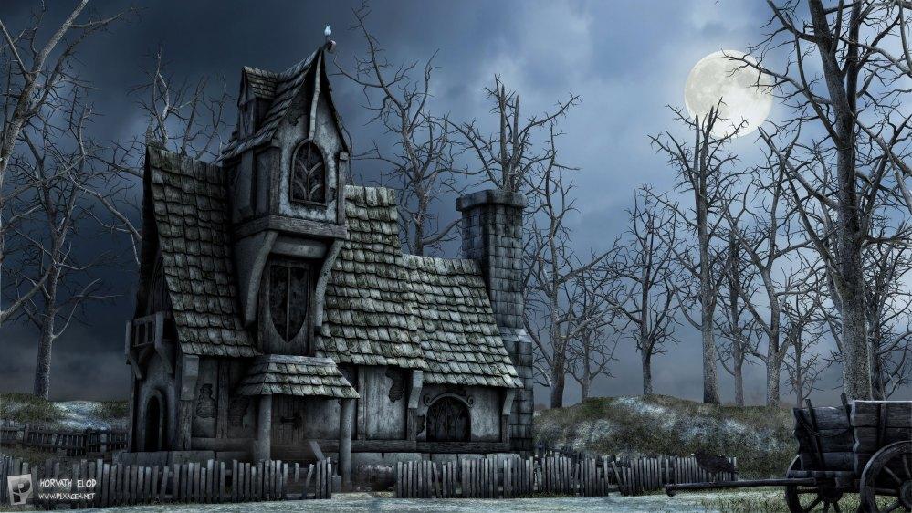 Haunted House (1/4)