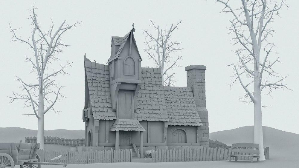 Haunted House (3/4)