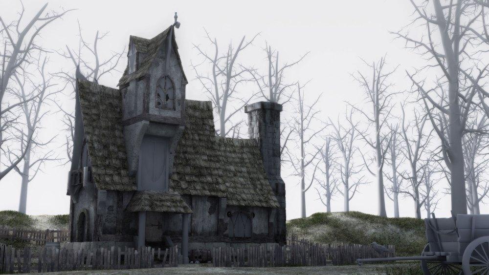 Haunted House (4/4)