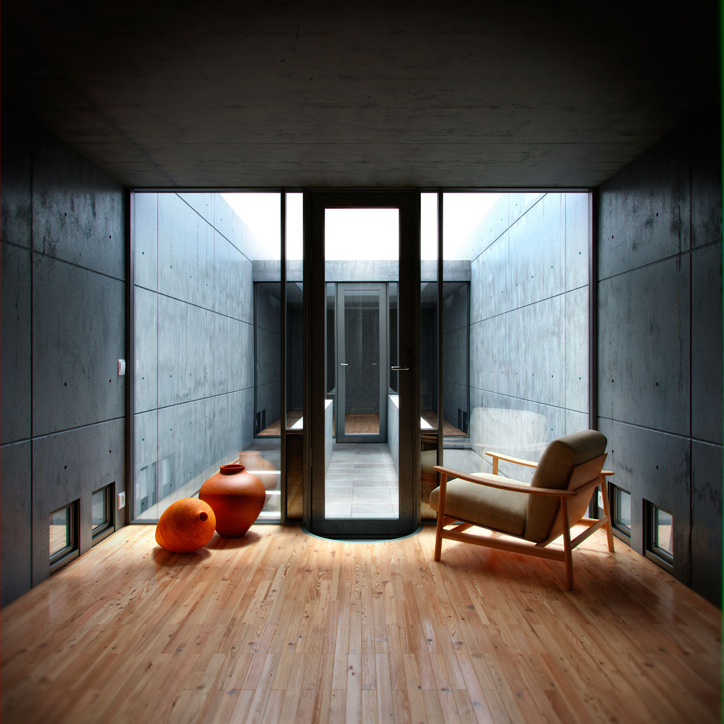 Azuma House  Picture of the Day