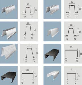 model reng baja ringan ukuran dimensi perodua h