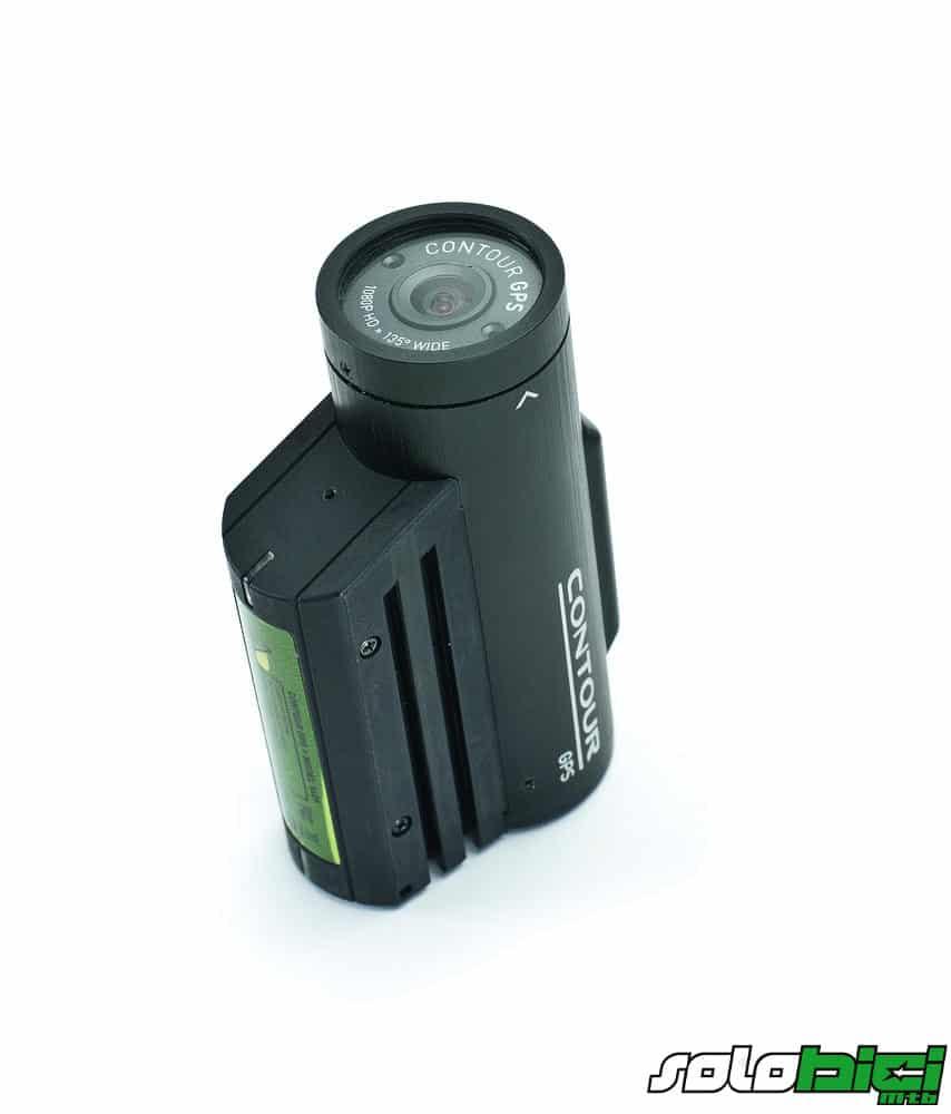 Cámara de vídeo Contour GPS