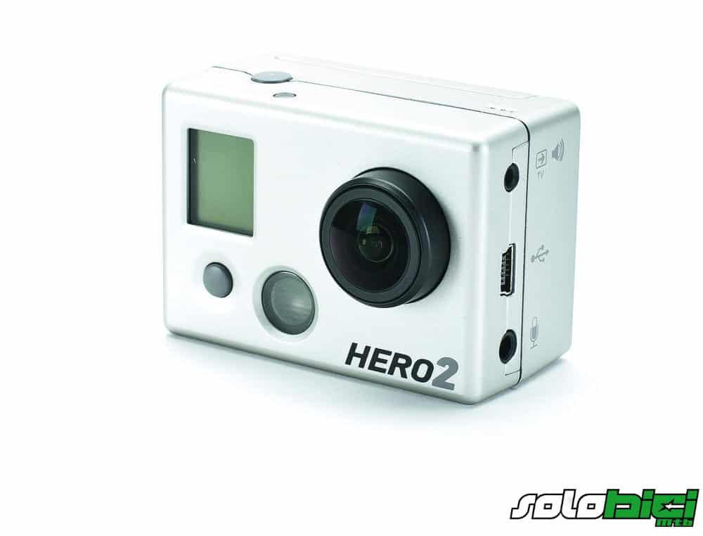 Camara de vídeo GoPro HD 2