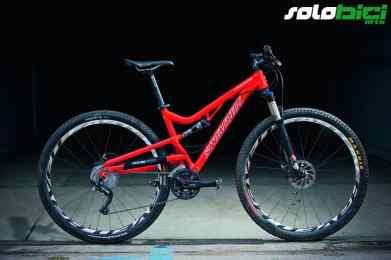 Con la Superlight 29, la gente de Santa Cruz nos quiere acercar una bici de gran calidad a un precio de lo más reducido. Sus acabados son 'made in Santa Cruz'.