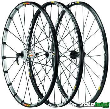 Ruedas Mavic Crossride Disc 29
