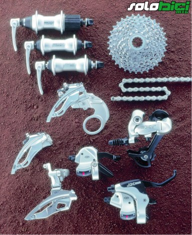 Grupo Shimano XT 1998