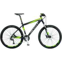 Precio: 899 euros. Cuadro: Aluminio 6061. Horquilla: Rock Shox XC 30 TK. Grupo: Shimano SLX/Deore.