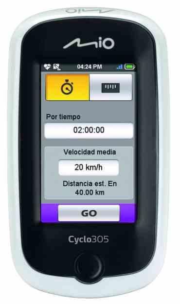 GPS MIO Cyclo 305 HC