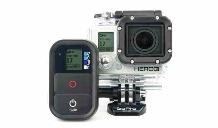 GoPro Hero3 Black Edition 1