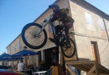 descenso urbano Sarria 1
