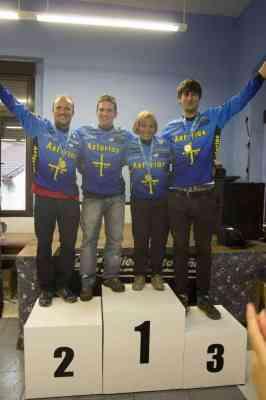 Los campeones asturianos de enduro 2013