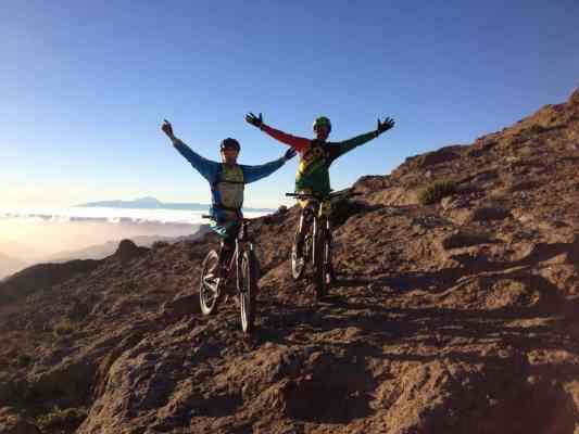 Trail Roque Nublo