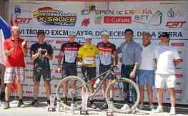 podio Becerril 2014